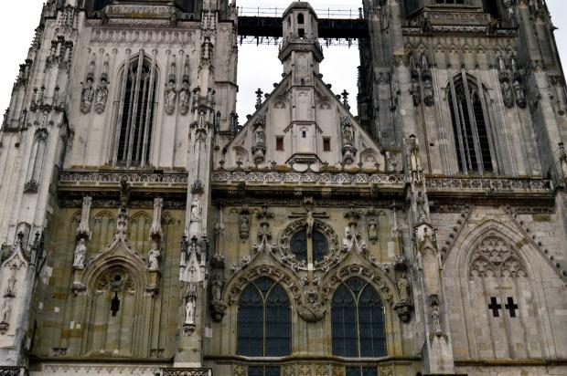 Regensburg Dom Details