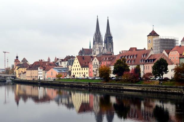 Regensburg Donau Dom