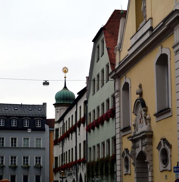 Regensburg Gasse