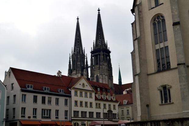 Regensburg Neupfarrplatz