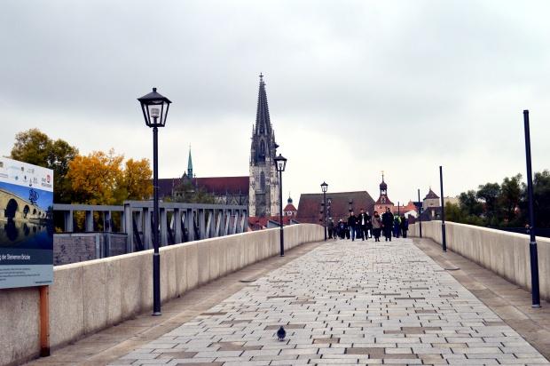 Regensburg Steinerne Brücke