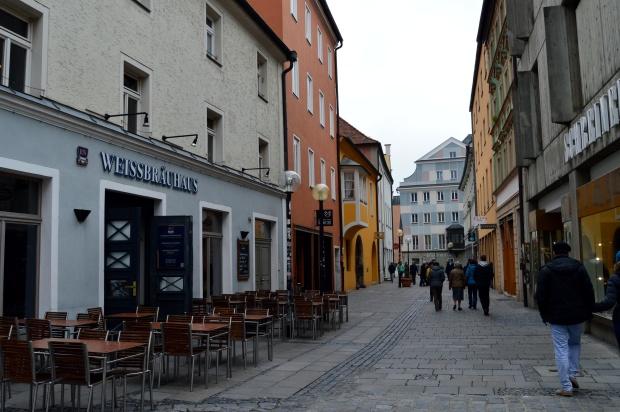 Regensburg Weissbräuhaus