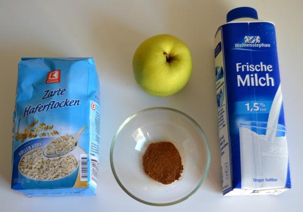 Rezept Porridge 1