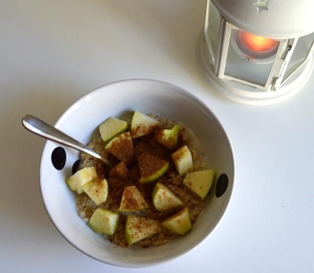 Rezept Porridge 3