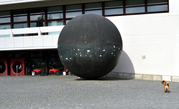 Uni Regensburg die Kugel 2015