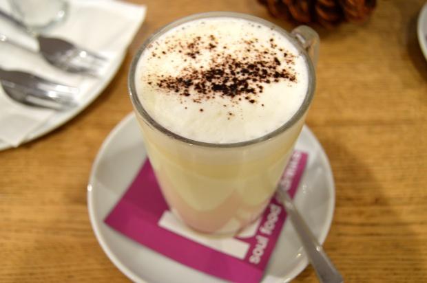 Blogger Breakfast Weiße Schokolade
