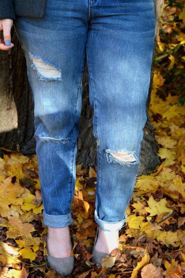 Outfit Boyfriend Jeans 2