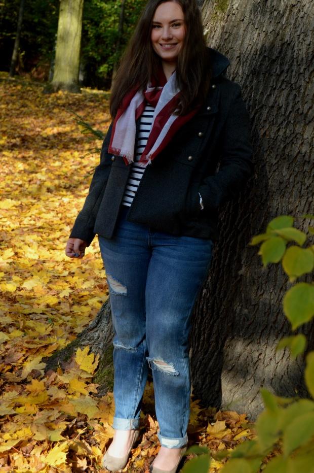 Outfit Boyfriend Jeans 3