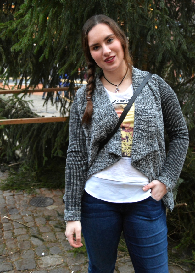 Blogparade Weihnachtsoutfit 2