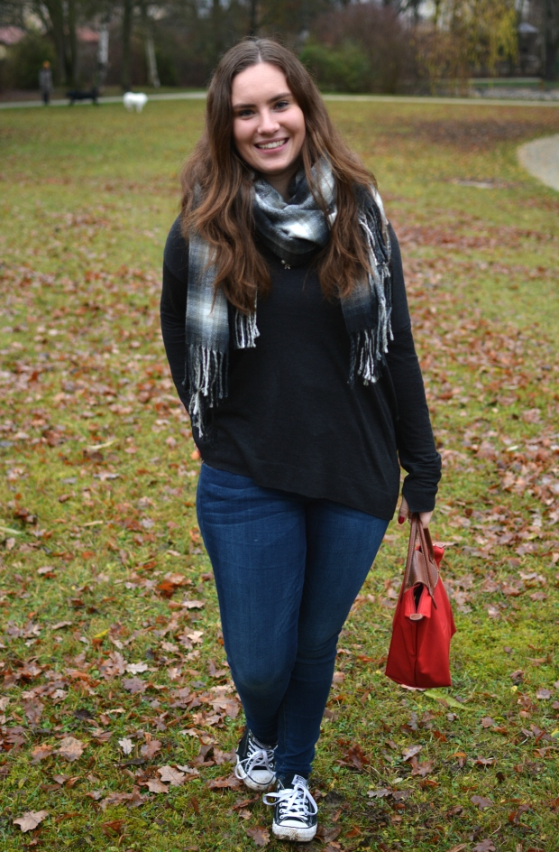 Outfit Park Regensburg Winter ohne Jacke