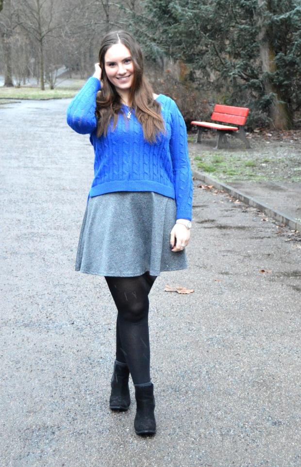Kleid mit Pulli 3