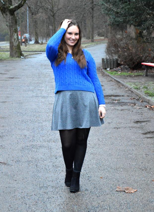 Kleid mit Pulli 6