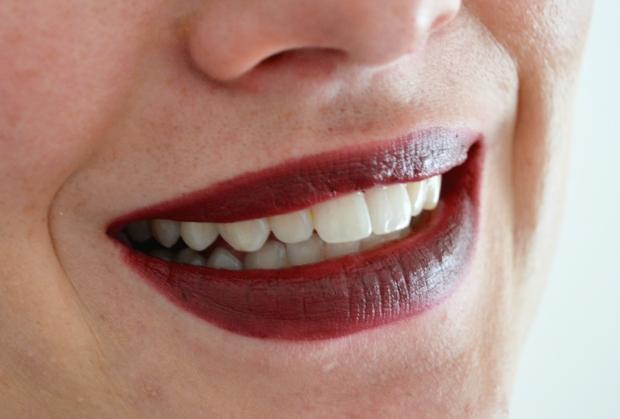 When Anna Beauty ABC Dark Lips 2