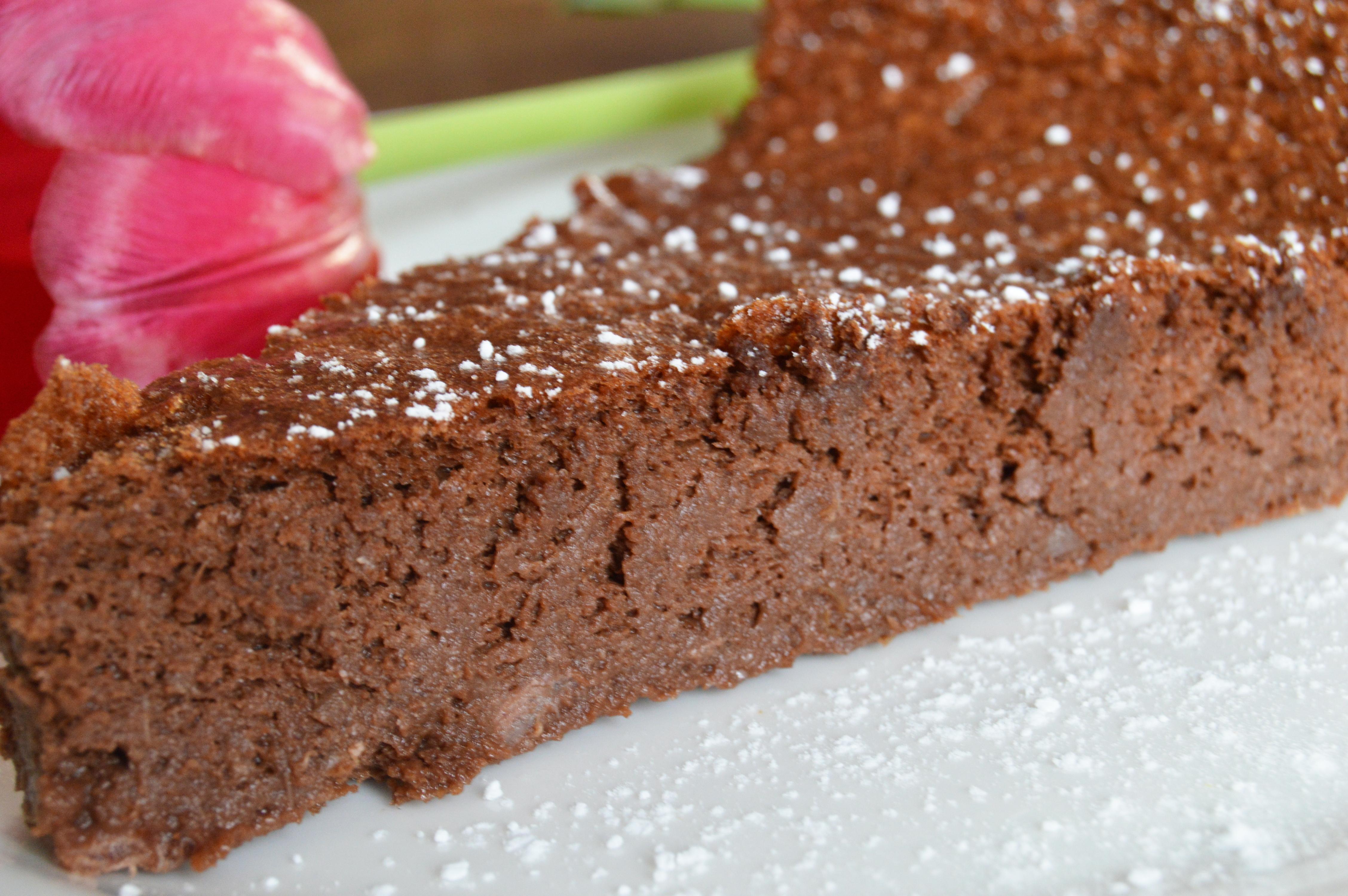 Rezept Schoko Bananen Kuchen When Anna