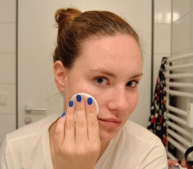 Gesichtspflegeroutine 2
