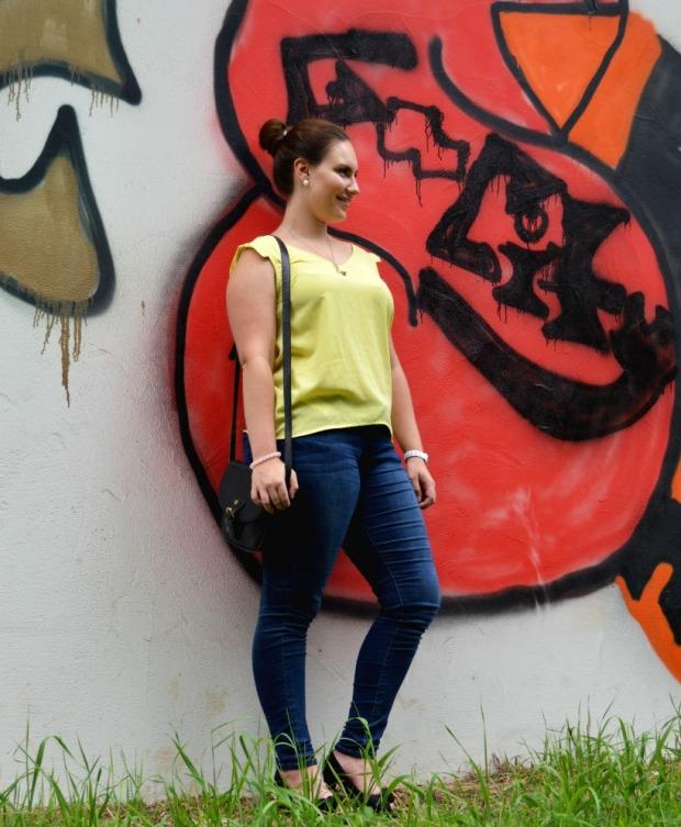Graffiti and Heels 3