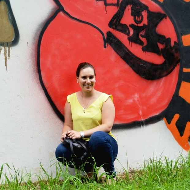 Graffiti and Heels 4