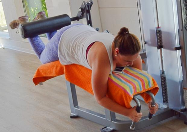 When Anna Fitness Sportroutine 3